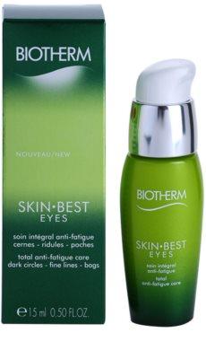 Biotherm Skin Best nega za predel okoli oči proti oteklinam in temnim kolobarjem 2