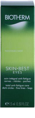 Biotherm Skin Best nega za predel okoli oči proti oteklinam in temnim kolobarjem 3