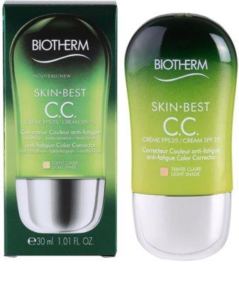 Biotherm Skin Best crema CC SPF 25 2