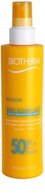 Biotherm Spray Solaire Lacté spray bronceador hidratante  SPF 50