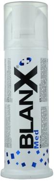 BlanX Med zobna pasta za beljenje zob za občutljive zobe