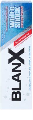 BlanX White Shock відбілююча паста проти плям на зубній емалі з миттєвим ефектом 2