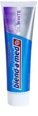 Blend-a-med 3D White паста за зъби с избелващ ефект