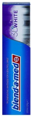 Blend-a-med 3D White паста за зъби с избелващ ефект 2