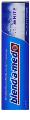 Blend-a-med 3D White Arctic Freshness Zahnpasta mit bleichender Wirkung 2