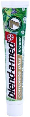 Blend-a-med Complete 7 Herbs трав'яна паста для повноцінного захисту зубів