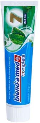 Blend-a-med Complete 7 Mild Mint pasta do zębów kompletna ochrona zębów