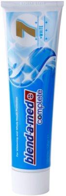 Blend-a-med Complete 7 + White zubní pasta pro kompletní ochranu zubů