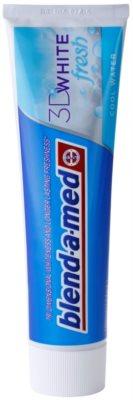 Blend-a-med 3D White Fresh Cool Water bělicí zubní pasta pro svěží dech