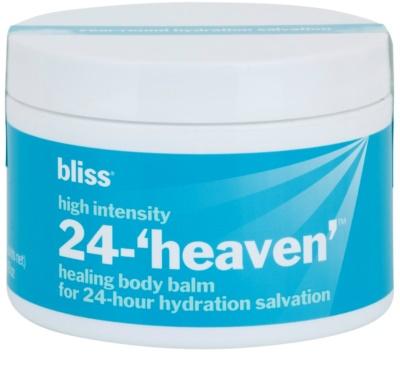 Bliss Bath & Body bálsamo corporal hidratación profunda
