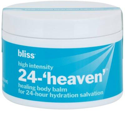Bliss Bath & Body vysoko hydratačný balzam na telo