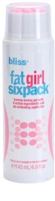 Bliss Body Firming & Toning gel za hujšanje