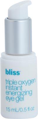 Bliss Skin Care feuchtigkeitsspendendes Augengel mit glättender Wirkung 1