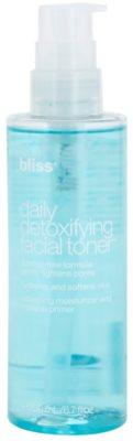 Bliss Skin Care sanftes Reinigungstonikum mit feuchtigkeitsspendender Wirkung