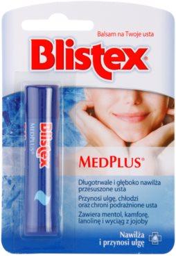 Blistex MedPlus ochranný balzám na rty