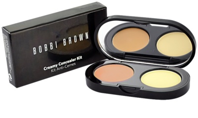 Bobbi Brown Creamy Concealer Kit кремав дуо коректор