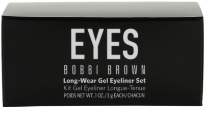 Bobbi Brown Eye Make-Up eyeliner-gel 1
