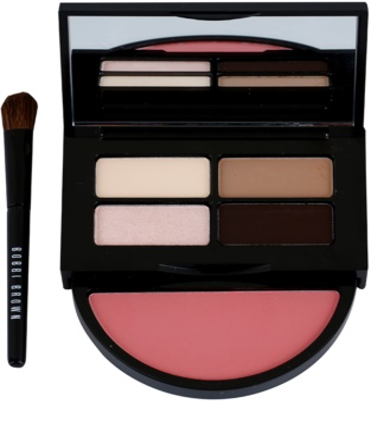Bobbi Brown Instant Pretty paleta de sombras com blush