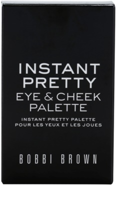 Bobbi Brown Instant Pretty Palette mit Lidschatten und Rouge 3