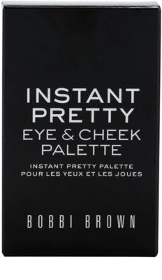 Bobbi Brown Instant Pretty палитра със сенки за очи и руж 3