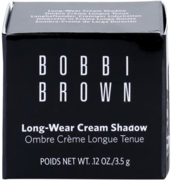 Bobbi Brown Long-Wear Cream Shadow trwały, kremowy cień do powiek 2