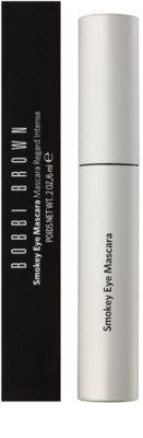 Bobbi Brown Eye Make-Up Smokey Eye řasenka pro extrémní objem a intenzivní černou barvu 2