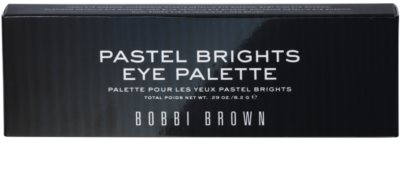 Bobbi Brown Pastel Brights Eye Palette paleta cieni do powiek 2