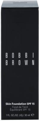 Bobbi Brown Skin Foundation vlažilni tekoči puder SPF 15 3