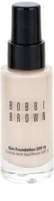 Bobbi Brown Skin Foundation make up hidratant SPF 15