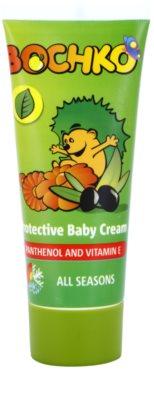 Bochko Care crema protectora para niños