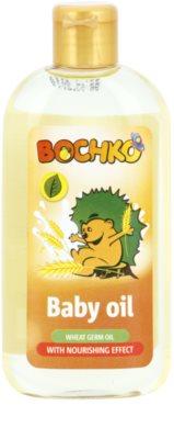 Bochko Care telový olej pre deti