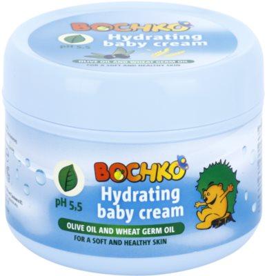 Bochko Care creme hidratante para crianças
