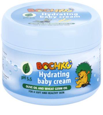 Bochko Care зволожуючий крем для дітей