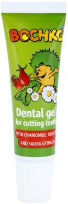 Bochko Teeth gel dentar pentru copii
