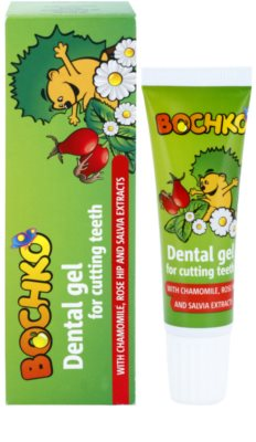 Bochko Teeth gel dental para niños 1