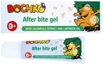 Bochko Special Care żel po ukąszeniu owadów z ekstraktem z nagietka i olejkiem lewandowym 1