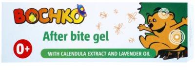 Bochko Special Care Gel după intepaturi de insecte cu extracte de gălbenele și ulei de lavandă 2