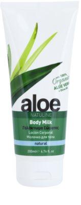Bodyfarm Natuline Aloe testápoló tej aleo verával