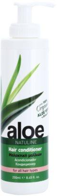 Bodyfarm Natuline Aloe condicionador com aloe vera
