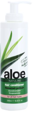 Bodyfarm Natuline Aloe Conditioner mit Aloe Vera
