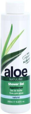 Bodyfarm Natuline Aloe Duschgel mit Aloe Vera