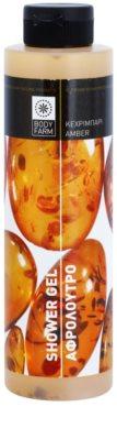 Bodyfarm Amber sprchový gél