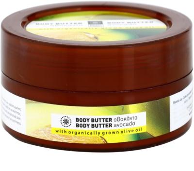 Bodyfarm Avocado manteiga corporal