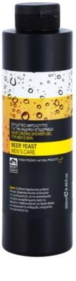 Bodyfarm Men´s Care Beer Yeast feuchtigkeitsspendendes Duschgel