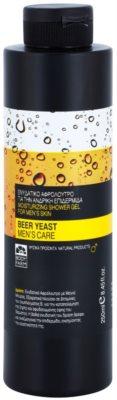 Bodyfarm Men´s Care Beer Yeast vlažilen gel za prhanje