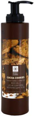 Bodyfarm Cocoa Cookies lotiune de corp
