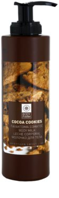 Bodyfarm Cocoa Cookies telové mlieko