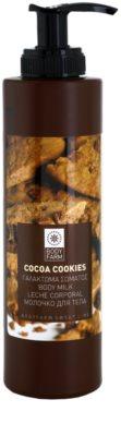 Bodyfarm Cocoa Cookies testápoló tej