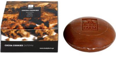 Bodyfarm Cocoa Cookies mydło w kostce 1