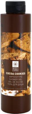 Bodyfarm Cocoa Cookies gel za prhanje